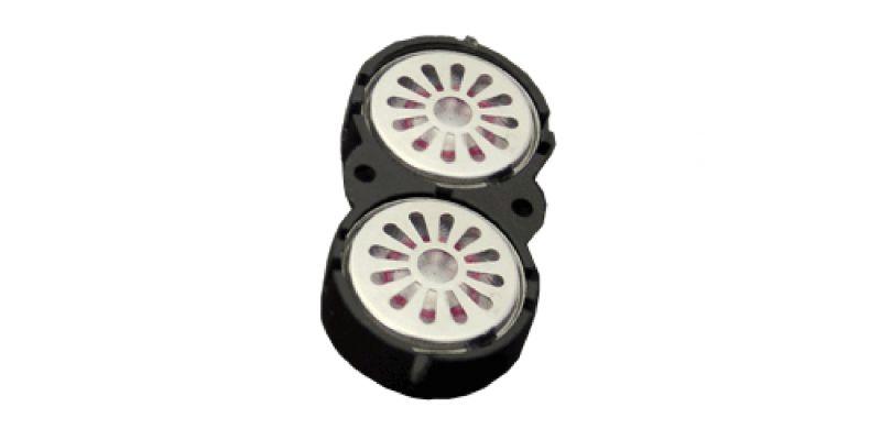 50327 Zwei Lautsprecher 16mm