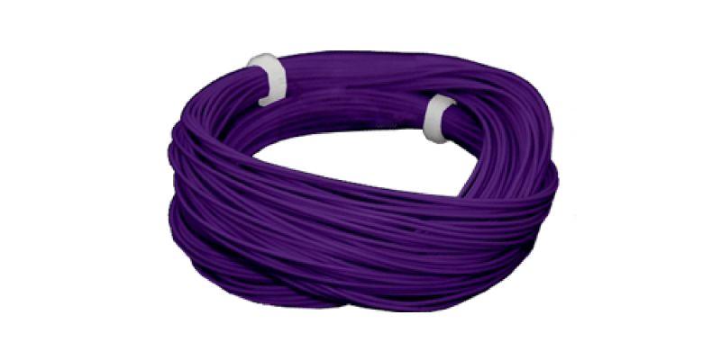 51941 Hochflexibles Kabel violett
