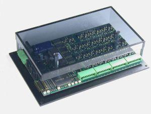 MX8M Magnetartikel-Modul, 16 Weichen (auch Motor, EPL) od 32 Lam