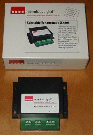 SLX805 Kehrschleifenautomat